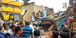 An explosion in a cooking gas cylinder in Bangalore has killed 6 people