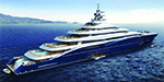 Worlds largest  gigayacht: Its the size of two football fields, has nine decks and two helipads