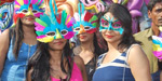 Goa carnival begins with lot of cheerfullness