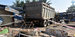 Accident in Gujarat: 16 people, including a child, were crushed to death when a truck overturned on sleeping people .. !!