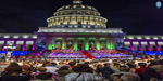 Havana's 500th Anniversary: A colorful celebration with colorful fireworks