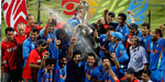 World cup cricket match-from west indies 1975 triumph to india 2011 triumph