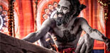 Meet the flesh eating cannibal Aghori monks , in pictures