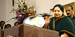 Jayalalitha become CM of Tamil Nadu for the 6th time