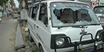 Busting vehicles, petrol bombing ... Kovai violence