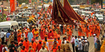 Nashik Kumbh Mela 2015: Pilgrims throngs in nasik