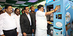 24 hour milk sales center in Chennai : inaugurated by Minister Rajendra Balaji