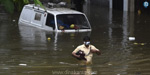 The city of Mumbai is floating in the water due to heavy rains!