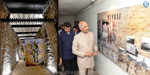 15,000 sq ft bunker that turned into a museum: Ramnath Govind Opening ... Photos!