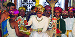 Mysore welcomes its new king