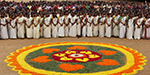 Tomorrow the festival of Onam - Kerala's people excited