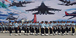 Indian Air Force's 83rd anniversary -  players held a spectacular adventure shows