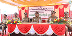 Grievance Guard camp in Chennai: Police Chief tikerajentiran Participation