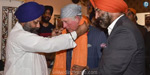 Britain's Prince Charles arrived in India: New Delhi Gurdwara interpersonal photos shot on the bread!