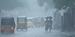 Rain lashes Tamil nadu for the second time