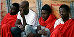 Migrants and refugees risk their lives to reach Europe