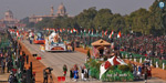 Spectacular pictures of the Republic Day rehearsal event taking place all over the country