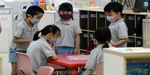 Schools reopening after 2 months in Singapore: Students wearing masks !!!