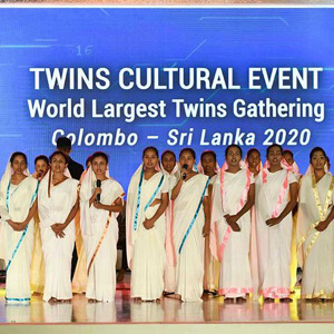 Highlights of the Greatest Twins Glamorous Event in Sri Lanka