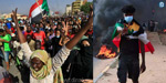 Army seizes power in Sudan !: PM, ministers arrested..People take to the streets to protest .. !!