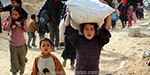 Syria Civil War: Over 50,000 people have been evacuated in the past 24 hours by continuous attacks