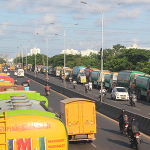 Strike of water lorry owners strike: drinking water scarcity in Chennai