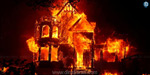 State of California in tears over wildfires !: Death toll rises to 27 .. !!