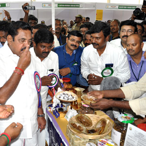 Madrasara starving party inaugurated Tamil Nadu traditional food festival in Chennai