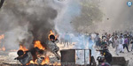 CAA in Delhi Back-to-back clashes between supporters and protesters: seven people, including the chief guard, die