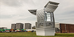 'World's largest air purifier' to be put in Chinese capital to tackle notorious air pollution