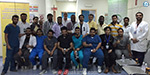 India's Republic Day blood donation camp in Jeddah