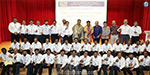 'Manuscript Students' conducted by Jamal Mohamed College in Singapore