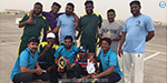 Tamil youth who participated in the tournament in Abu Dhabi