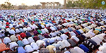 The Gulf countries, special prayer for HajjThe Gulf countries, special prayer for Hajj