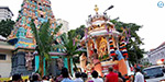 Thaipusam festival festivity in Singapore