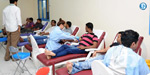 More than 100 give blood donation for Indian Republic day