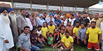 kabaddi match in France on behalf of the Sikh association