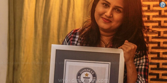 Guinness World Record, RJ, FM Editors, Dubai