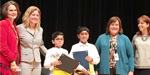 Sibling sets record in Language knowledge competition