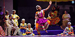 In Ghana, the country's dance dance show
