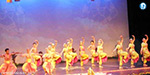Nadanalaya Academy students performed the Natya