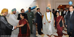 Indian External Affairs Minister Sushma welcome in Oman