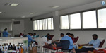 Students Make awareness of blood donation in Dubai