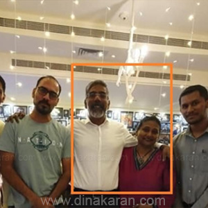 Rajini Restaurant is getting Famous in Dubai, fans go crazt