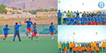 Hockey tournament on behalf of the Indian Embassy in Muscat
