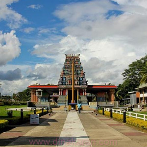 Siva Subramanian Swamy temple Rs .320 crore beautification project in Fiji