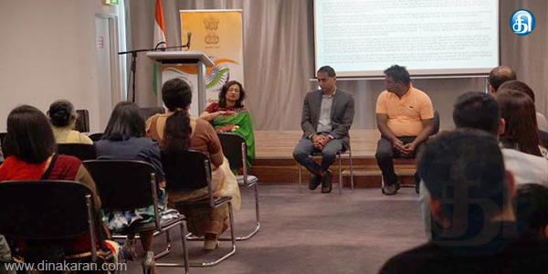 Constitution Day celebrations in the Indian embassies of Australia