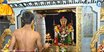 In Germany the annual mahotsavam Sri nakapusani ambal Temple