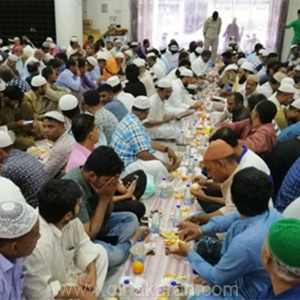 Islamic shrines, Iftar fast, Saudi, emirate, Kuwait, Gulf countries