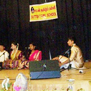 Anniversary celebration of the Tamil school in London